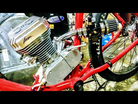 Win a $500 7hp racing engine for ONLY $5!! + I finally built a bike for myself!