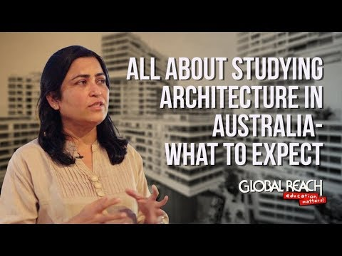 All About Studying Architecture In Australia - What To Expect