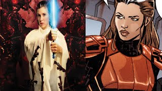 Versus Series: Leia Organa Solo vs.  Marasiah Fel
