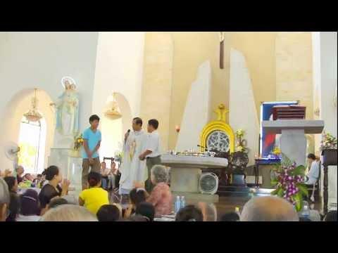 Thánh Lễ Kính Lòng Thương Xót Chúa của Cha Long trưa 15.9 - NT Chí Hòa ( p1 )