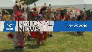 APTN National News June 25, 2019 – First Air and Canadian North merger, Legacy of a master carver