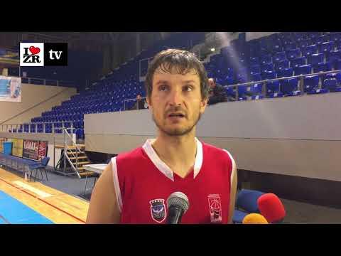 Košarka Proleter Zrenjanin - Partizan 78 : 80 izjave posle utakmice