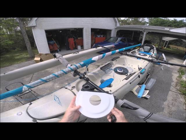 Hobie Island Improvements & Fixes
