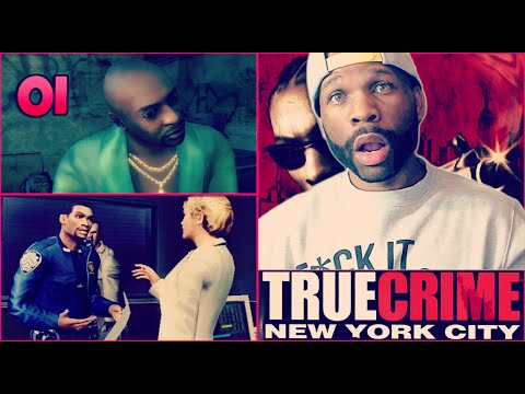 TRUE CRIME NEW YORK CITY WALKTHROUGH GAMEPLAY PART 1 - THUG LIFE