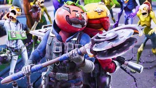 How Tomato and Beef became SAVAGES! (Fortnite Short Film)