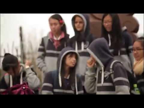 MingDao Junior High School & Auckland Edinburgh College In NewZealnd