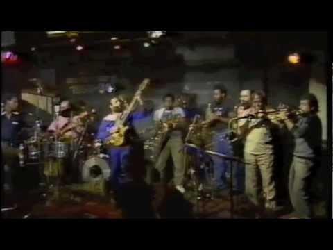 "Irakere Like at Ronnie Scotts 1985 ""Juana 1600"""