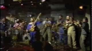"Irakere Like at Ronnie Scotts 1985 ""Juana 1600"""