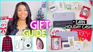 Christmas Gift Ideas! + Huge Holiday Giveaway!(closed)