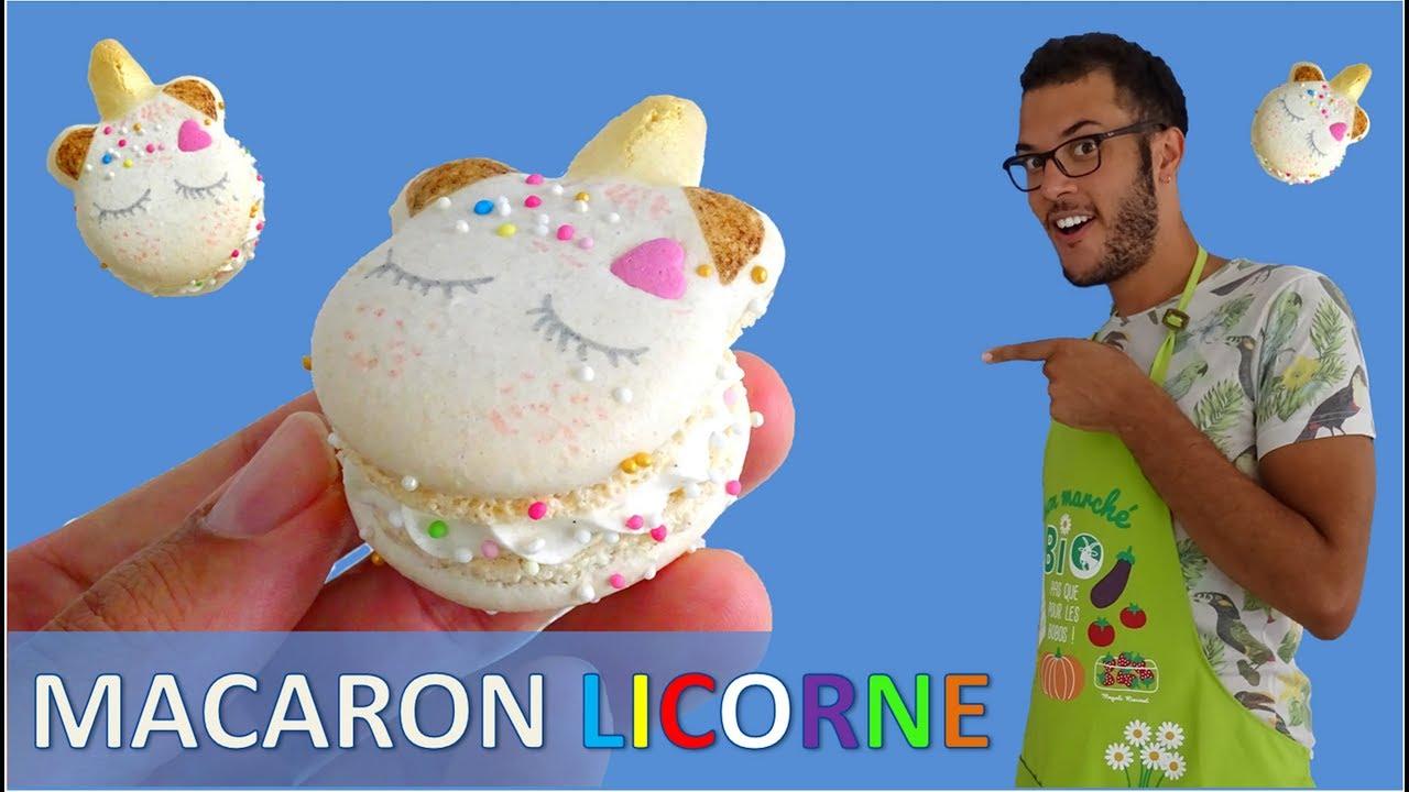 Cake Licorne Instagram Recette