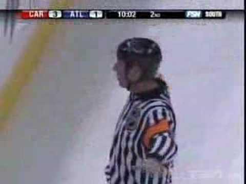 Referee Scores a Goal