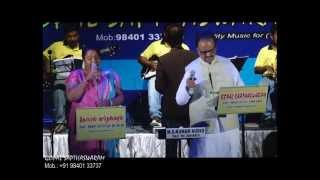 SPB Live on stage - Ilayaraja