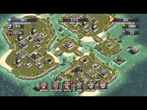 Battle Islands PS4 E22 Solid Defense, Landing Craft