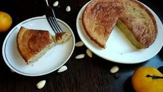 Пирог без муки, глютена и сахара из 3х ингредиентов
