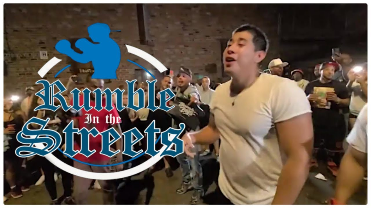 Download Rumble In The Streets Of Bronx NY