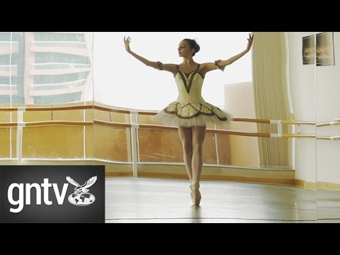 Dubai ballet student Charlotte Rose dreams of Paris stage