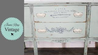 French Country Buffet | How To Get This Look