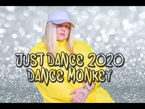 JUST DANCE 2020 DANCE MONKEY