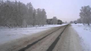 видео Новый год в санатории Урал, озеро Подборное, Челябинская область