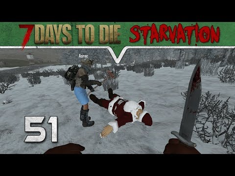 Kompromittierende Fotos ★ 7 Days to Die Starvation Deutsch #51 ★ German Gameplay