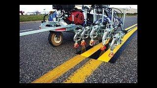 Удивительные технологии по ремонту и обслуживанию дорог