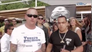 Hot Bananas feat  Rap aus Granit & Ren da Gemini - Einmal um die Welt...