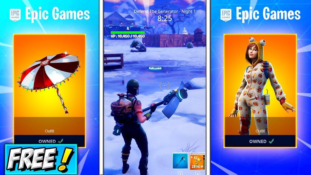 Season 7 Free Rewards Onesie Skin In Battle Pass Snow Map Leaked