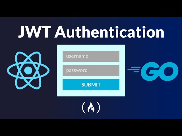 React and Golang JWT Authentication - Tutorial