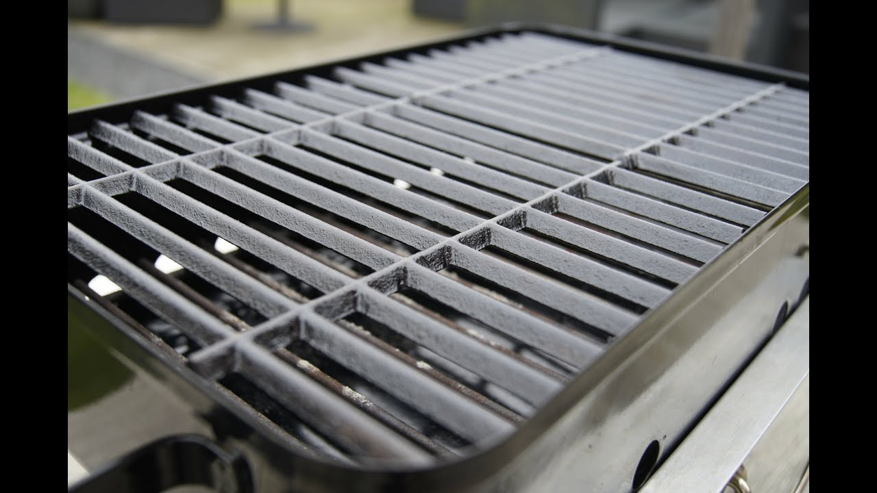 Cast Iron Grill Grate For The Weber Go Anywhere   Pitmaster X   YouTube
