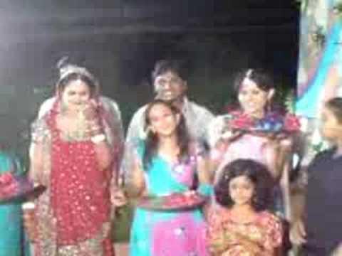 Abhishek Trivedis Wedding