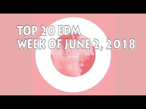 [Top 20] Best EDM Of June 2018 (Week Of June 2nd)