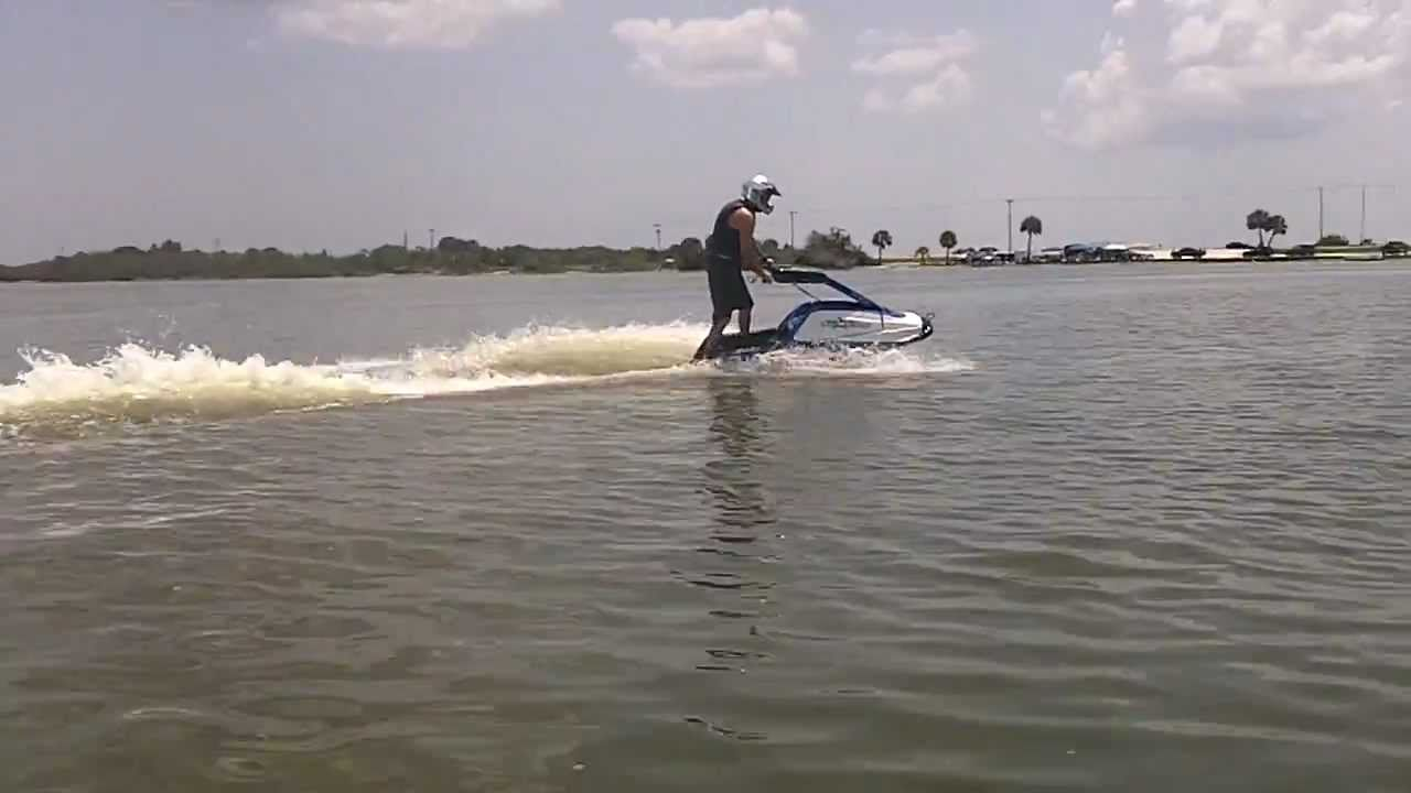 Riding The 1991 Superjet With A 760