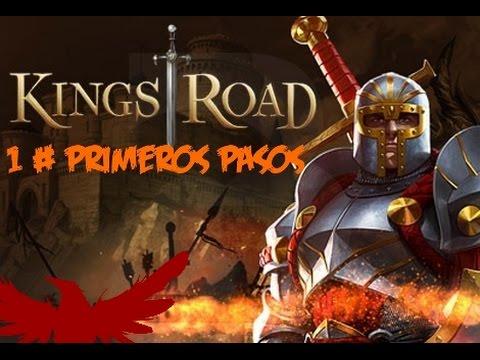 KingsRoad Gameplay Español - 1 # Primeros pasos