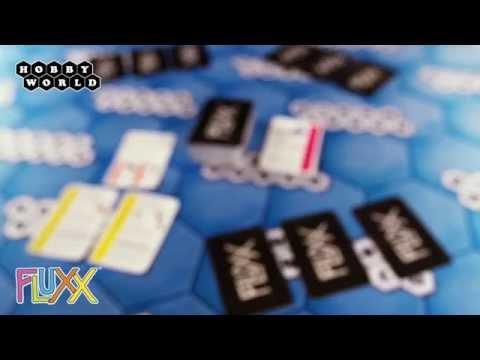 Настольная игра Fluxx — обзор.