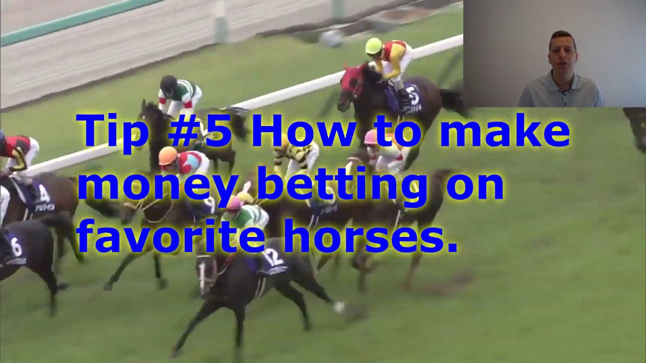 best way to win money betting on horses