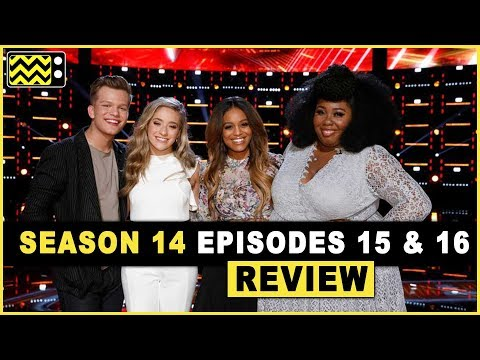 The Voice Season 14 Episodes 15 & 16 Review & Reaction | AfterBuzz TV