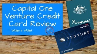 Capital One Venture Credit Card Review + 12 New Airline Partners | Waller