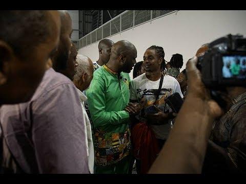 Conférence de Kemi Seba en Guadeloupe.
