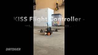 [FPV] KISS Flight Controller Low Throttle Issue