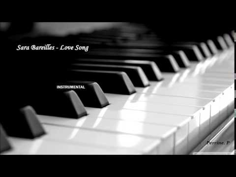 Sara Bareilles - Love song (instrumental)