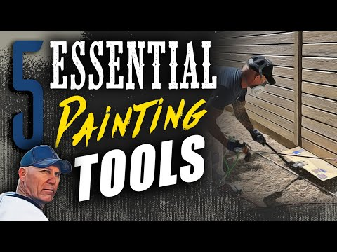 5 TOTALLY Amazing Tools For Painters!!!