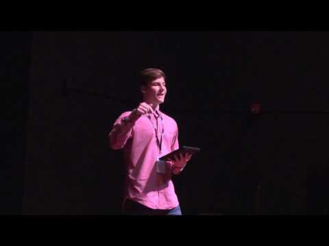 Dare to Be Courageous | Vince Dioguardi | TEDxLCHS