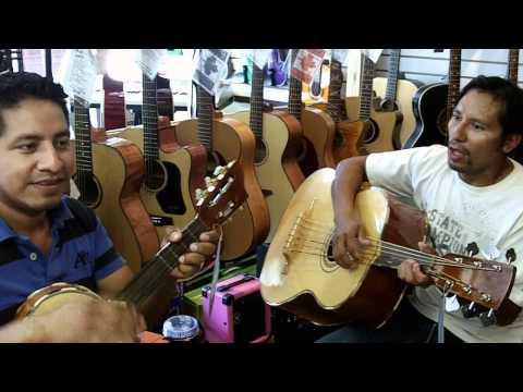 Mariachi guitars- Hoggtowne Music- Gainesville, FL