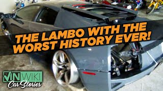 I bought the Lamborghini with the WORST history ever!