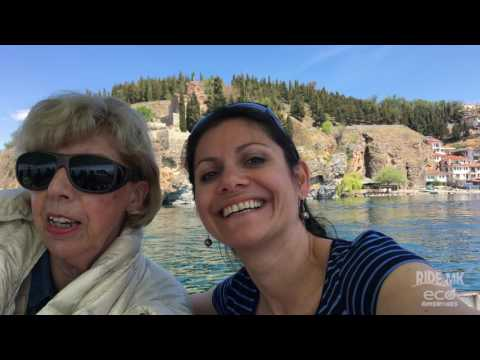 Discover Macedonia - Walking Tour with friends from Lions Clubs Germany