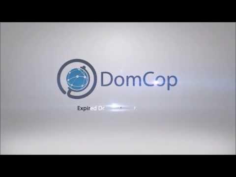 Domcop's 3 Main Domain Listings