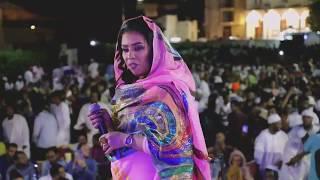 مياده قمرالدين - طلق النار - حفل ليالي البروف     حفلات سودانية 2019