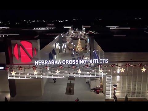 Take a Virtual Tour of Nebraska Crossing Outlets!