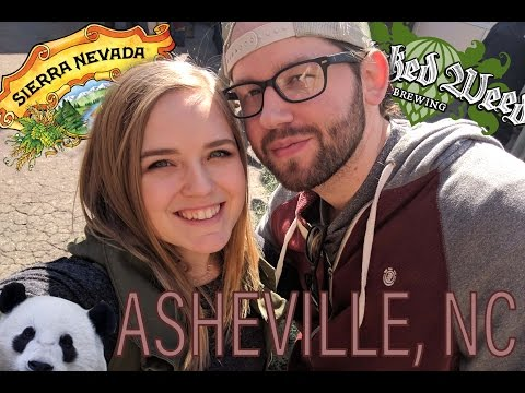 ASHEVILLE, NC | Travel Vlog
