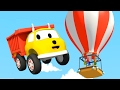 The Hot Air Balloon 🎈 Learn Numbers with Ethan the Dump Truck 🔢 Educational cartoon for children